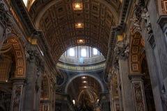 Saint Peter's Basilica, Vatican Stock Photography