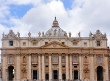 Saint Peter's Basilica, Vatican City Stock Photography
