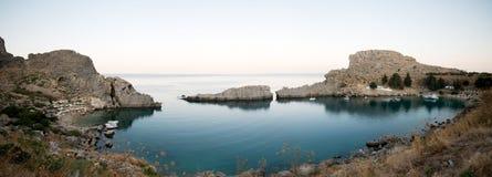 Saint Peter's bay panorama Royalty Free Stock Image