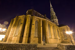 Saint Peter's church in Riga, Latvia Royalty Free Stock Photography
