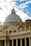 Saint Peter's Dome Stock Images