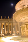 Saint Peter's Square. Rome. Italy,Vatican Royalty Free Stock Photography
