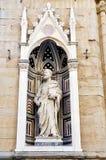 Saint Peter sculpture Royalty Free Stock Images