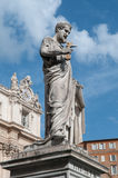 Saint Peter - sculpture, Vatican Stock Image