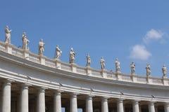 Saint Peter Square royalty free stock photo