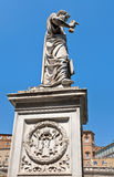 Saint Peter statue Stock Photography