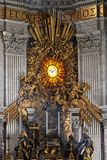 Saint Peter Throne Royalty Free Stock Photo