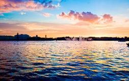 Saint Petersburg stock photography
