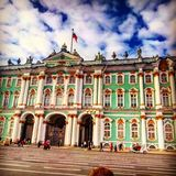 Saint-Petersburg royalty free stock images
