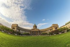 Saint Petersburg Russia Royalty Free Stock Photography