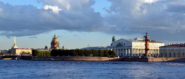 Saint-Petersburg, city views Royalty Free Stock Photography