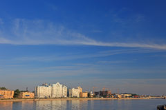 Saint Petersburg cityscape. Stock Photo