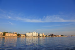Saint Petersburg cityscape. Stock Photo