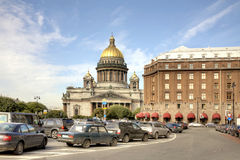 Saint Petersburg. Cityscape Royalty Free Stock Images