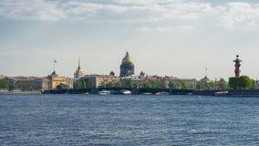 Saint Petersburg cityscape, Russia stock photography