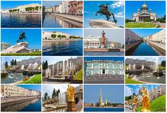 Saint Petersburg Royalty Free Stock Image