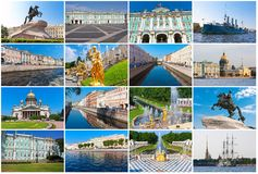 Saint Petersburg Royalty Free Stock Photography