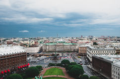 Saint Petersburg. The cultural capital of Russia, a city where many cultural monuments Royalty Free Stock Photos