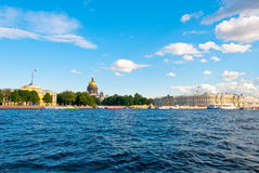 Saint Petersburg Royalty Free Stock Photos