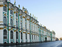 Saint Petersburg, Hermitage Royalty Free Stock Photo