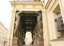 Saint-Petersburg, Hermitage museum Stock Photo