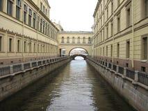 Saint Petersburg, Kanavka stock images