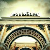 Saint Petersburg Landmark Stock Photo