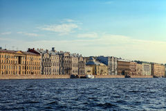 Saint Petersburg Landscape Stock Photography