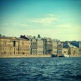 Saint Petersburg Landscape Royalty Free Stock Photos