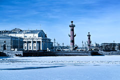 Saint Petersburg Landscape Royalty Free Stock Photography