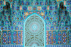 Saint Petersburg Mosque Stock Photography