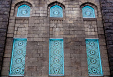 Saint Petersburg Mosque Royalty Free Stock Images
