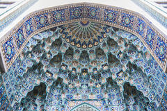 Saint Petersburg Mosque in Saint Petersburk in Russia. Royalty Free Stock Images