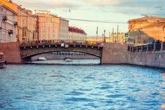 Saint Petersburg Royalty Free Stock Photos