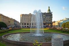 Saint-Petersburg Royalty Free Stock Images