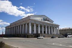 Saint-Petersburg. Old Saint Petersburg Stock Exchange Stock Images