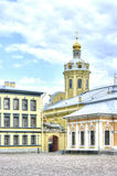 Saint Petersburg. Peter and Paul Cathedral Royalty Free Stock Image