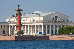 Saint Petersburg Stock Photography