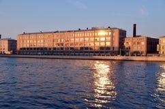 Saint-Petersburg, Russia. Cityscape Stock Images