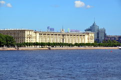 Saint-Petersburg, Russia. Cityscape Royalty Free Stock Images
