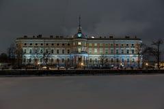 Saint Petersburg Stock Photo