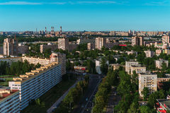 SAINT-PETERSBURG, RUSSIA. general views of the city Stock Photography