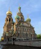 Saint Petersburg, Russia, Orthodox Church Stock Photo