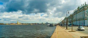 Saint-Petersburg, St-Petersburg, Russia Royalty Free Stock Photo