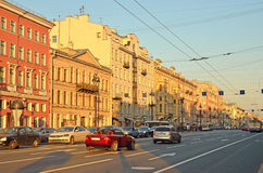 Saint-Petersburg, Russia Stock Image