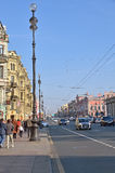 Saint-Petersburg, Russia Stock Photo