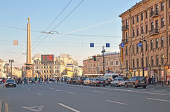 Saint-Petersburg, Russia Stock Image