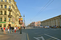 Saint-Petersburg, Russia Royalty Free Stock Photos