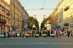 Saint-Petersburg, Russia Stock Images