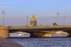 Saint Petersburg, Russia, St. Royalty Free Stock Images